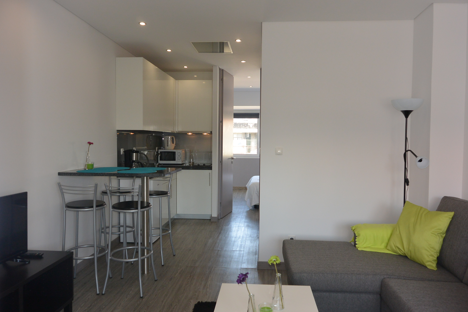 one bedroom apartment Porto